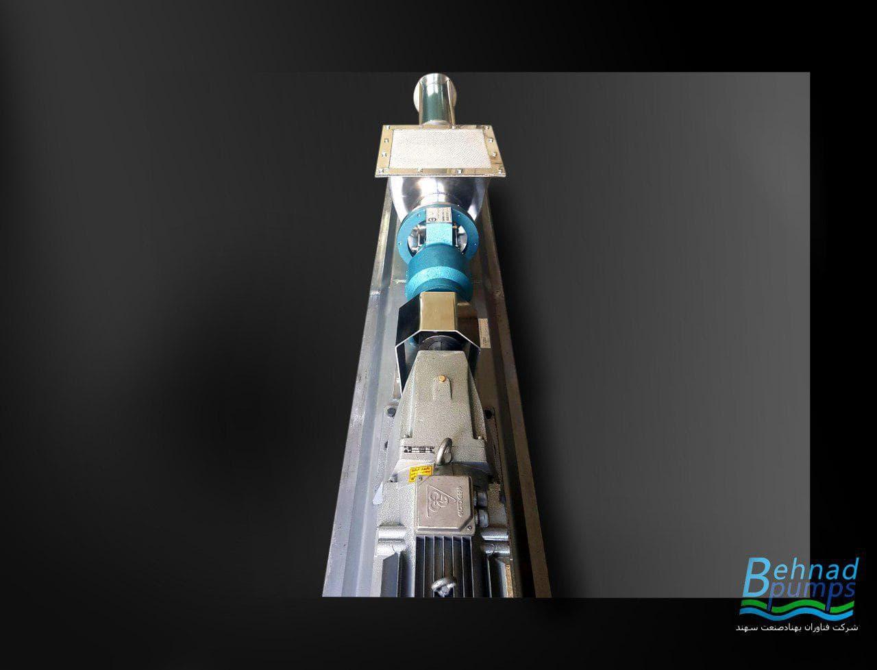 مونو پمپ بهناد جهت انتقال شکلات , مونو پمپ بهناد جهت انتقال سس, مونو پمپ بهناد جهت انتقال رب, مونو پمپ,فناوران بهناد صنعت سهند,behnad pumps,روتور,استاتور,بهناد پمپ